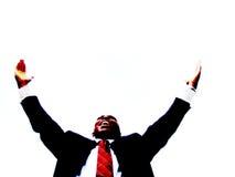 Ilustração do homem feliz Imagens de Stock