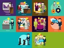 Ilustração do JPG + do vetor Imagens de Stock Royalty Free