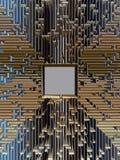 Ilustração do labirinto 3d Fotografia de Stock