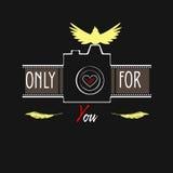 Ilustração do logotipo Foto de Stock Royalty Free
