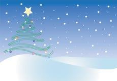 Ilustração do Natal Imagens de Stock Royalty Free