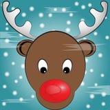 Ilustração do Natal foto de stock royalty free