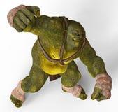 Ilustração do ogre 3D Foto de Stock Royalty Free