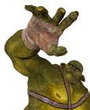 Ilustração do ogre 3D Foto de Stock