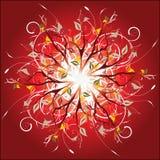 Ilustração do outono Imagem de Stock Royalty Free