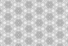 Ilustração do projeto do teste padrão da tela ou da telha Fotos de Stock