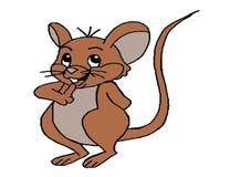 Ilustração do rato Imagem de Stock