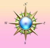 ilustração do sol Fotografia de Stock