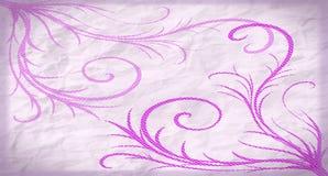 ilustração do sumário do drawnd da mão das cores claras imagem de stock