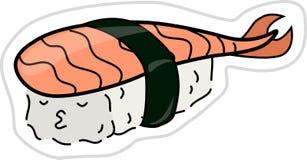 Ilustração do sushi do vetor Foto de Stock Royalty Free