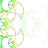 Ilustração do swish do redemoinho Foto de Stock