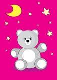 Ilustração do urso Fotografia de Stock