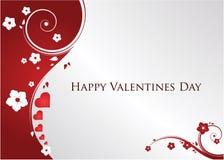 Ilustração do Valentim Imagens de Stock Royalty Free