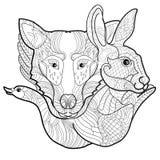 Ilustração do vetor Ilustração Stock
