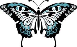 Ilustração do vetor - borboleta Imagem de Stock