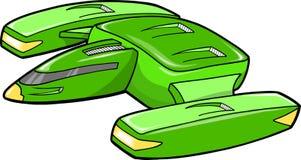 Ilustração do vetor da nave espacial ilustração do vetor