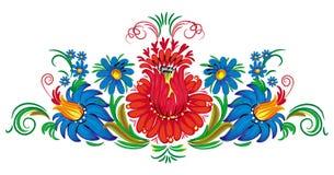 Ilustração do vetor das flores Imagem de Stock Royalty Free