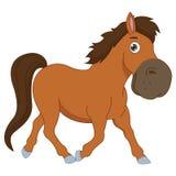 Ilustração do vetor de animais dos desenhos animados Foto de Stock