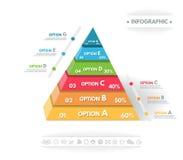 Ilustração do vetor de Infographics Fotos de Stock