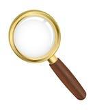 Ilustração do vetor de um ícone da busca Fotografia de Stock Royalty Free
