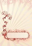 Ilustração do vetor de um absr Fotografia de Stock Royalty Free