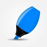 Ilustração do vetor do ícone das ferramentas do desenho e da escrita Fotos de Stock Royalty Free