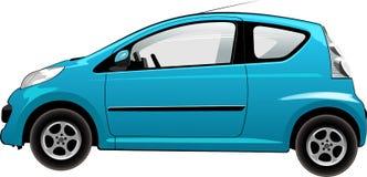 Ilustração do vetor do carro Imagem de Stock