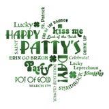 Ilustração do vetor do dia do St Patrick Fotografia de Stock Royalty Free