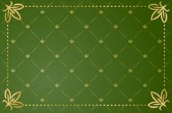 Ilustração do vetor do frame do vintage Fotografia de Stock Royalty Free