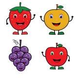 Ilustração do vetor do fruto Imagens de Stock Royalty Free