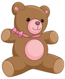 Ilustração do vetor do urso Imagens de Stock