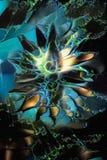 Ilustração do zen da flor dos lótus ilustração do vetor