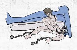 Ilustração dos desenhos animados ilustração stock