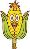 Ilustração dos desenhos animados do milho Imagem de Stock