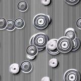 Ilustração dos muitos roda denteada Fotografia de Stock Royalty Free