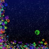 Ilustração elevado-res bonita Foto de Stock Royalty Free