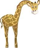 Ilustração engraçada do giraffe Fotografia de Stock