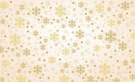 Ilustração eps10 do vetor do fundo da bandeira do inverno do floco de neve ilustração do vetor