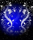 Ilustração floral Imagens de Stock