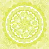 Ilustração floral do fundo do teste padrão Imagem de Stock