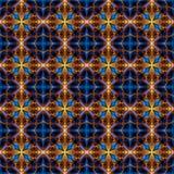 Ilustração geométrica abstrata Fotos de Stock Royalty Free