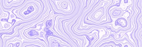 Ilustração líquida abstrata fluida da arte Pintura acrílica na lona ilustração do vetor