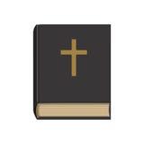 Ilustração lisa do vetor do estilo da Bíblia Imagens de Stock Royalty Free