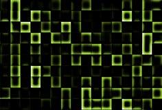 Ilustração. Mosaico abstrato do fundo Fotos de Stock