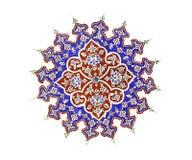 Ilustração persa velha no teto Foto de Stock
