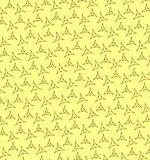Ilustração repetitiva do projeto Imagem de Stock