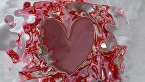 Ilustração traseira da abstração cor-de-rosa do fundo mal visível Foto de Stock Royalty Free