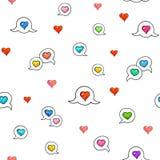 Ilustrações da animação Handwork Imagem de Stock