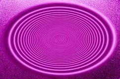 Ilustrações do roxo abstrato com ondas radiais ilustração do vetor