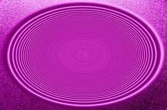 Ilustrações do roxo abstrato com ondas radiais ilustração stock